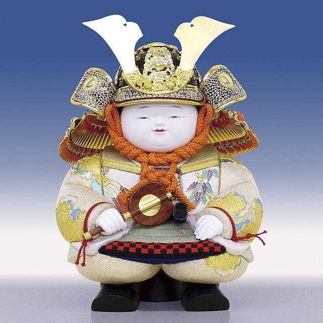 石川潤平 作 おぼこ大将「盛上彩色」